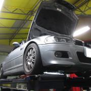 BMWオイル交換