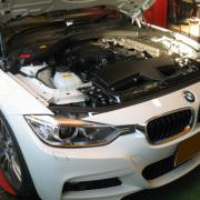 BMW エンジンオイル交換