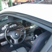 BMW E46/M3 ペダルスペーサー 小細工