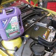 BMW/E46M3 オイル交換