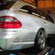 BMW/X5 メンテナンス