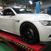 BMW/E39M5 KONI装着