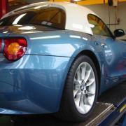 BMW ホイール交換