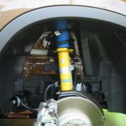 BMW/X1 ビルシュタインダンパー装着