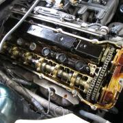 BMW/E46 漏れ修理