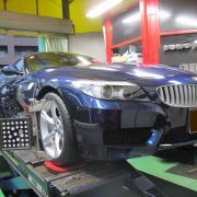 BMW/Z4 ミシュランタイヤ装着