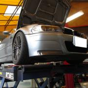 BMWがいっぱい...