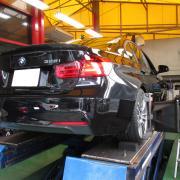 BMW/F30 ビルシュタイン装着