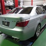 車検整備 BMW/E60M5