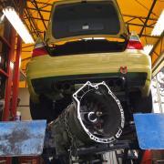 BMW E46/M3 SMG 軽量フライホイール