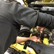 BMW S54 vanosボルト交換