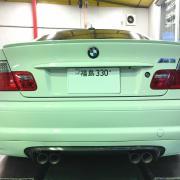 BMW E46/M3 SMG トランスミッション 故障修理