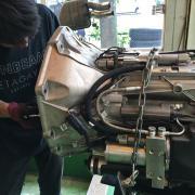 BMW E64/M6 SMG 油圧系統交換