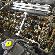 BMW E46/M3 バノスオーバーホール他