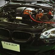 BMW E60/M5 カーボンクリーン