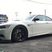 BMW E92/M3 DME 実車チューニング