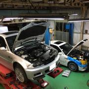 BMW E46/M3 メンテナンス