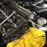 BMW E46/M3 CSL VANOS オーバーホール