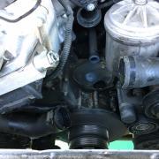 BMW E46/M3 ウォーターポンプ交換