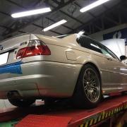 BMW E46/M3 Aragosta SPL