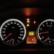 警告灯が点灯しているお車は車検通りません