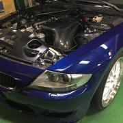 BMW E85/Z4M カーボンサージ&Alpha-N