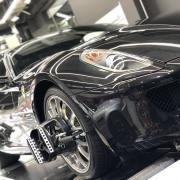 フェラーリ599 アライメント調整