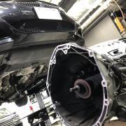 BMW E60 M5 クラッチ交換