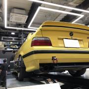 BMW E36M3B OS スーパーロック LSD SPEC-01など