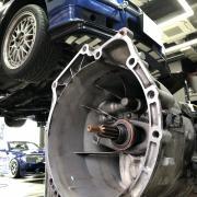 BMW E36M3 レリーズシリンダーオイル漏れ修理