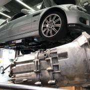 BMW E46M3 ミッション修理など