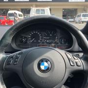BMW E46 エアバッグリコール