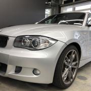 BMW E87 130 DME実車セッティング