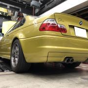 BMW E46M3 SMG→6SPEED コンバート