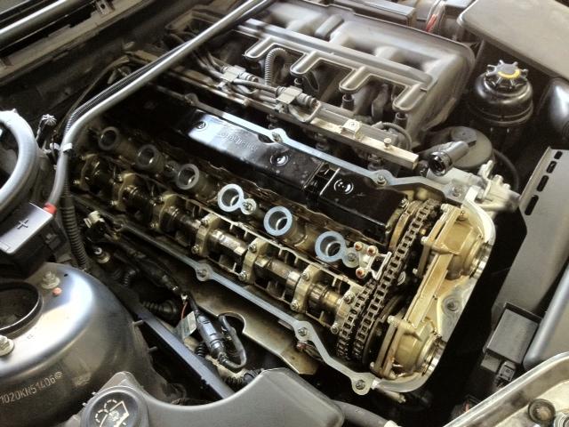 エンジンチェックランプ点灯修理