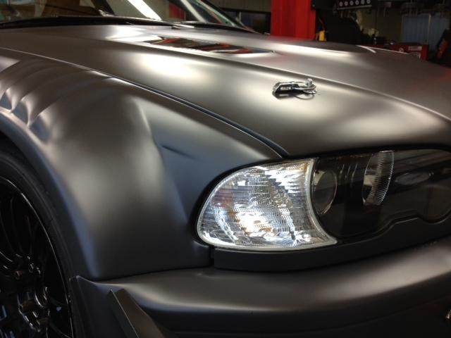 BMW E46/M3 CSL