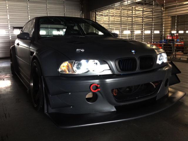 BMW CUP前の最後のテスト