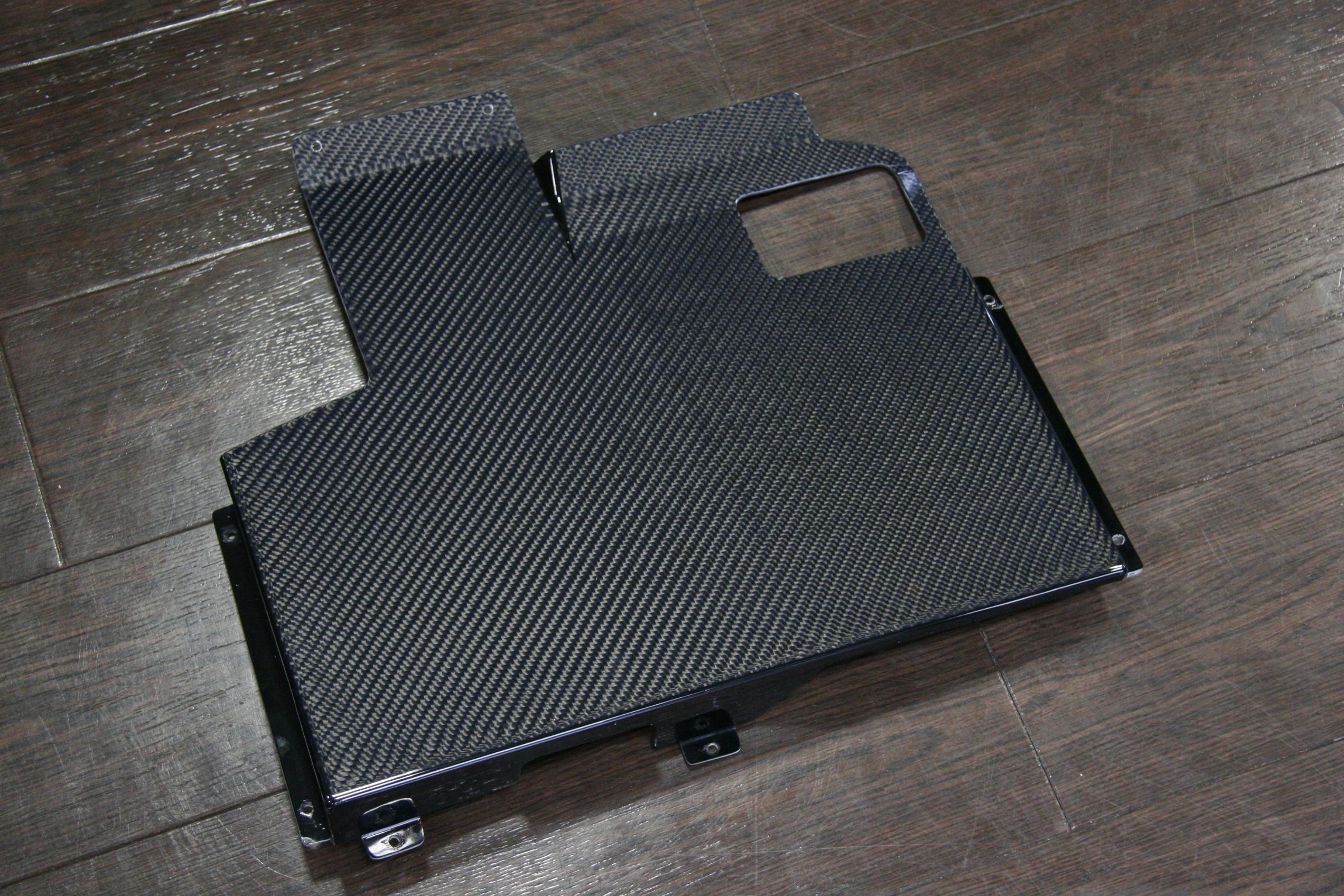 カーボンフロアプレート For BMW E36