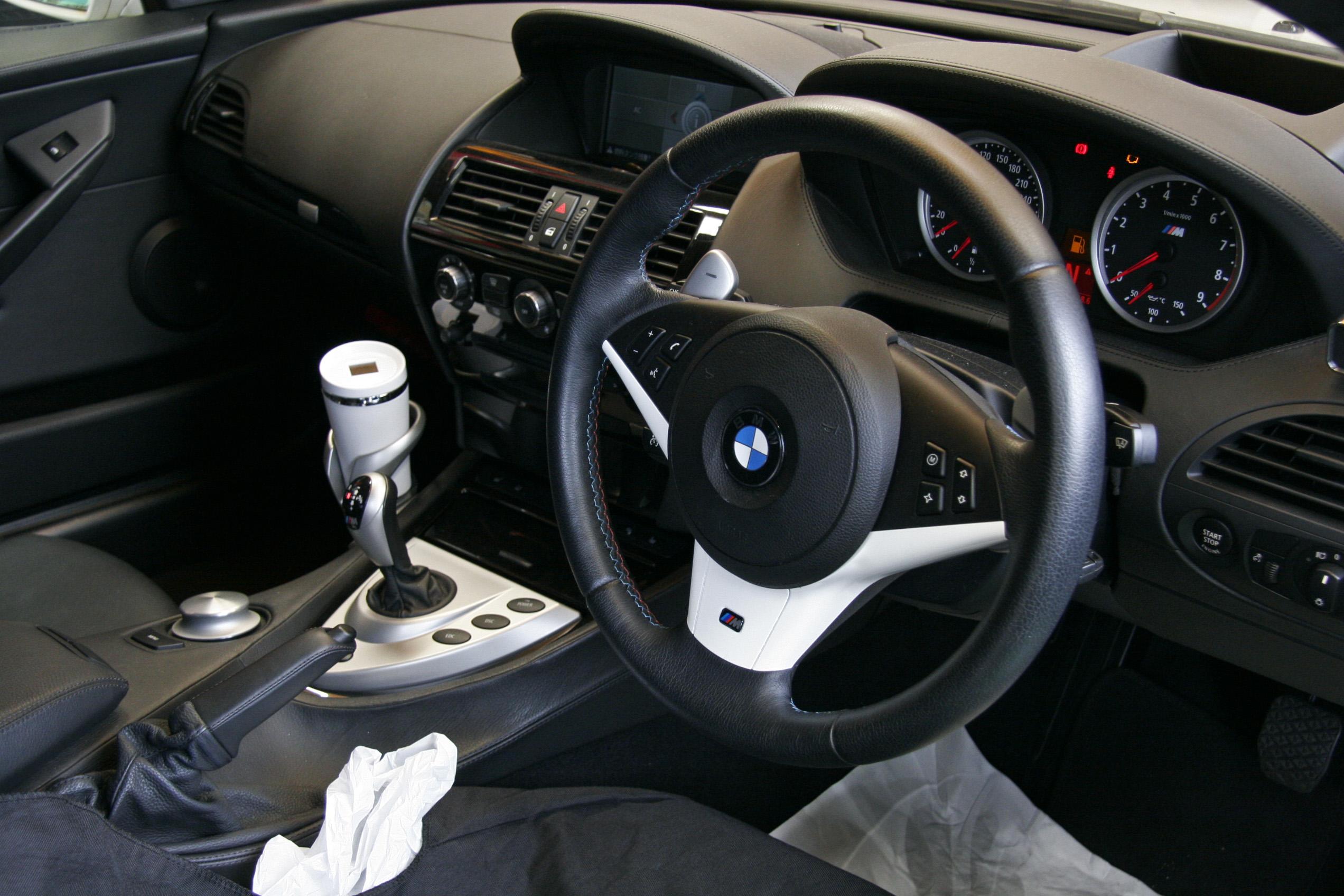 BMW E63/M6 SMG不調