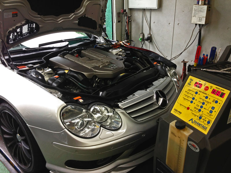 E46/M3 CSL SMG修理