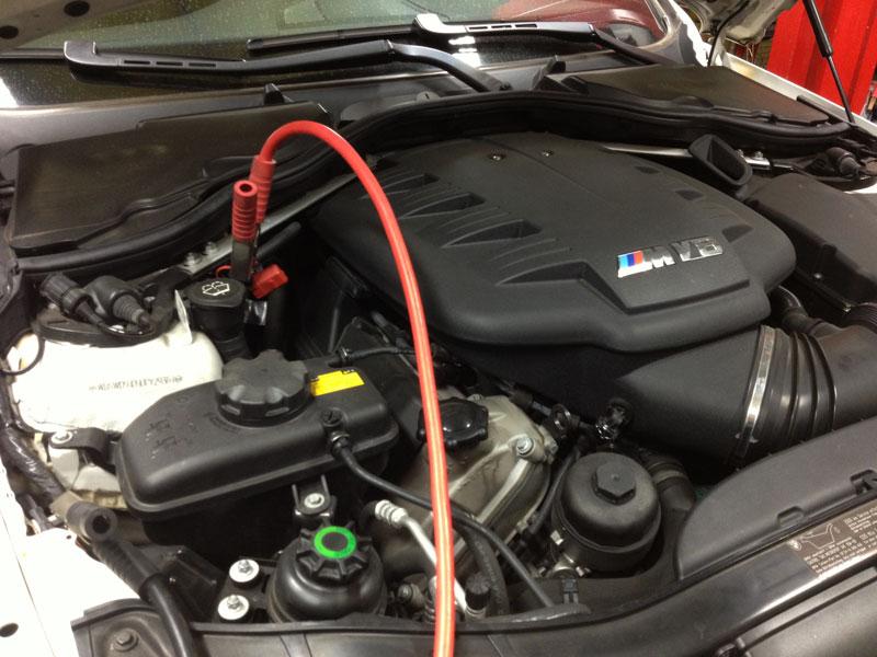 BMW E92/M3メンテナンス