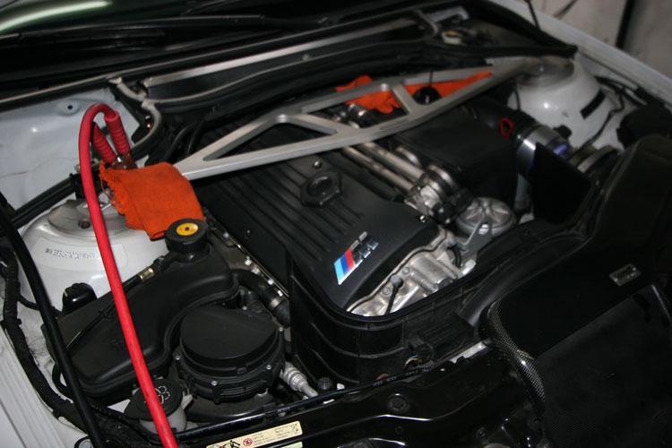 BMW E46/M3 SMG アップデート&ハイドロオイル交換