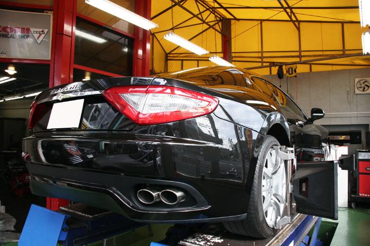 Maserati Gran Sport
