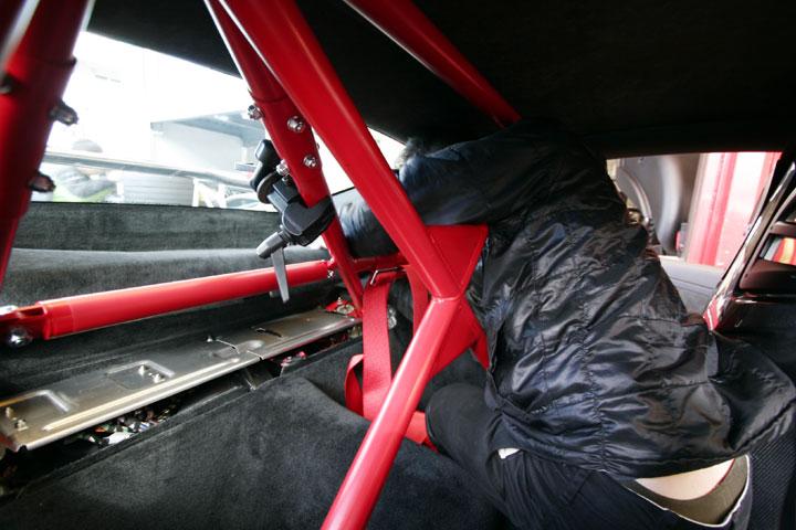 GT3-RS ステージ2 リベンジ