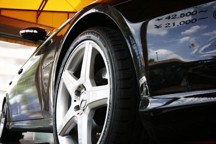 W219 AMG CLS55