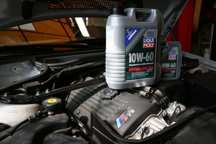 LIQUI MOLY SYNTHOIL RACE TECH GT1 10W60