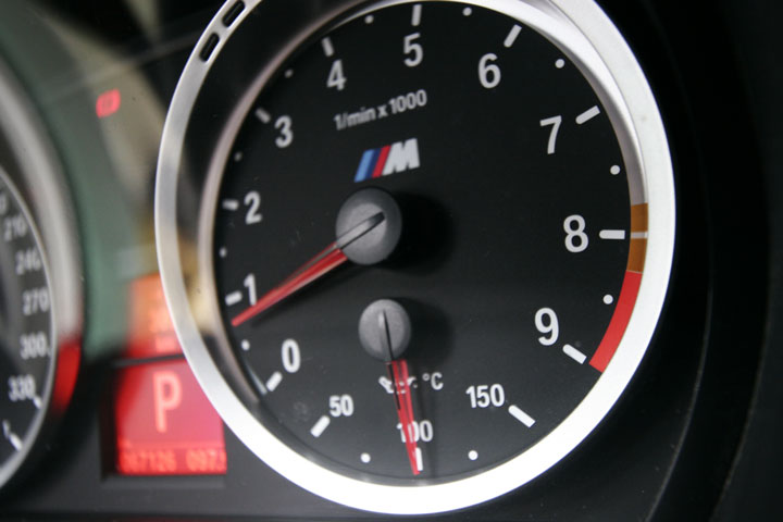 BMW E92/M3 DMEチューニング