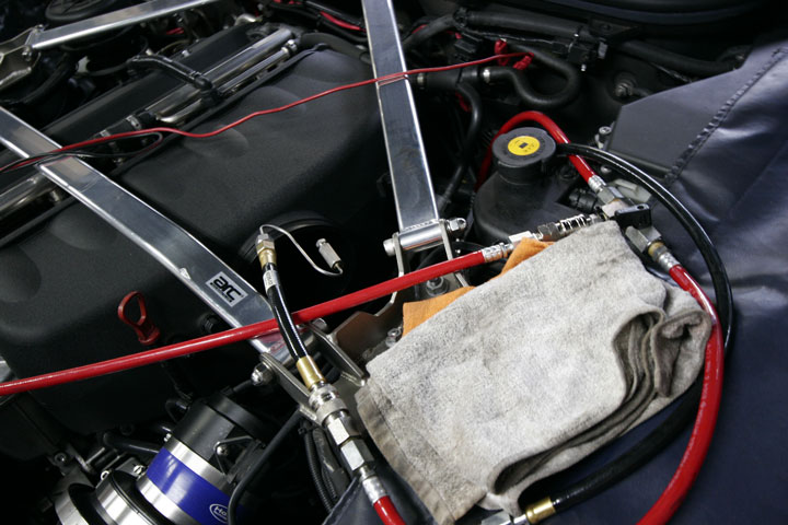 カーボンクリーンシステム BMW Z4M