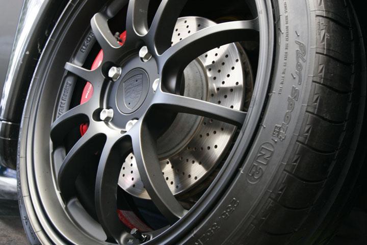 997 ポルシェ承認タイヤPS2&RZ-DF