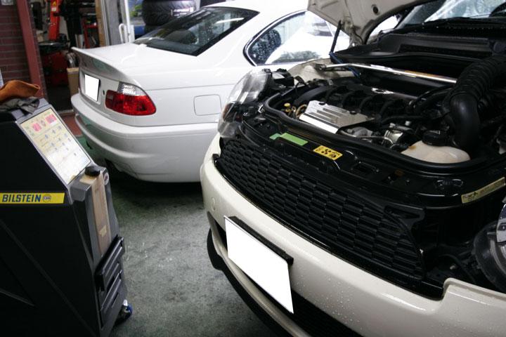 カーボンクリーン BMW R56 Mini